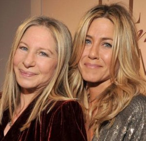 Jennifer Aniston, Barbra Streisand, Μπάρμπρα Στράϊζαντ, nikosonline,gr