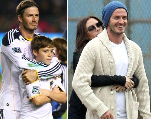 David Beckham συν γυναιξί και τέκνοις, Viktoria Beckham, Kids, Ντέϊβιντ Μπέκαμ, 4 παιδιά, nikosonline.gr