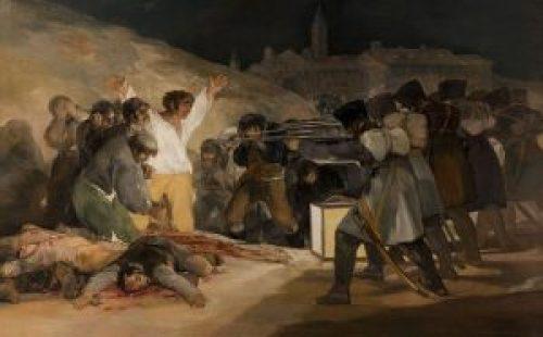 Ιβηρικός πόλεμος,Φρανθίσκο Γκόγια, Goya