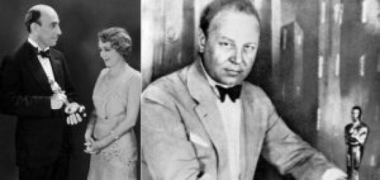 Mary Pickford, Emil Jannings, Oscar, 1929, Hollywood,