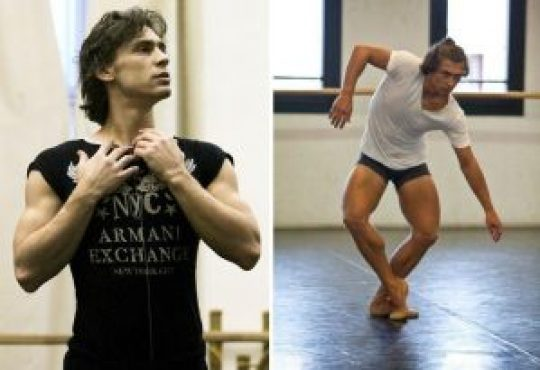 Ιβάν Βασίλιεφ, Ivan Vasiliev, Ο μεγαλύτερος σταρ του μπαλέτου, Bolshoi, Mariinsky, All Star Russian Gala, Μέγαρο Μουσικής Αθηνών