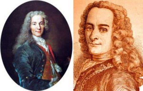 Βολταίρος, Voltaire,