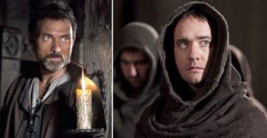 Εκκλησία, εξουσία, απληστία, Ridley Scott, The Pillars of the Earth, Οι πυλώνες, οι κολόνες της γης, Ken Follett, Τηλεοπτική σειρά, TV series,