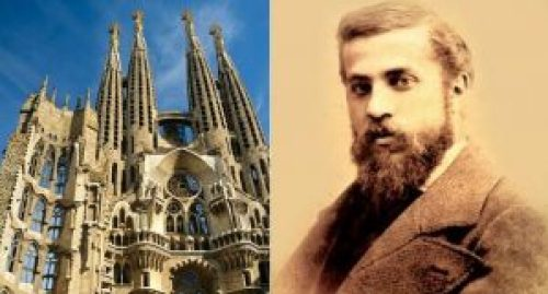 Άντονι Γκαουντί, Antoni Gaudí