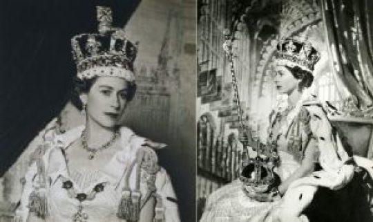 βασίλισσα Ελισάβετ Β' , Queen Elizabeth II, coronation