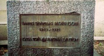 """Τζίμ Μόρισον: ΟJames """"Jim"""" Douglas Morrison"""