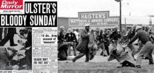 Ματωμένη Κυριακή, Μπέλφαστ, Bloody Sunday, Ireland
