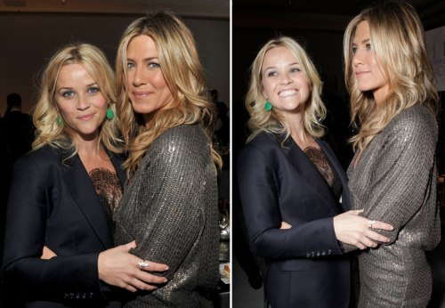 Tzenifer Aniston, Jennifer Aniston, Reese Witherspoon, TV, τηλεοραση, nikosonline.gr