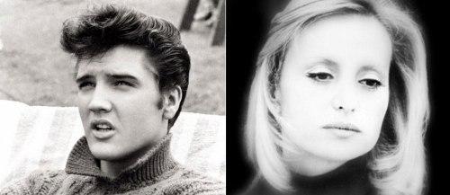 Elvis Presley, Vicky Mosholiou