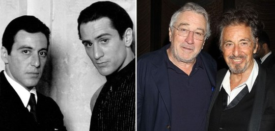 Robert De Niro, Ρόμπερτ Ντε Νίρο, ηθοποιός, nikosonline.gr, aL pACINO