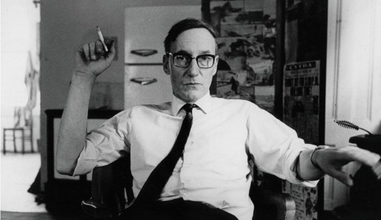 William Burroughs, Γουϊλιαμ Μπάροουζ