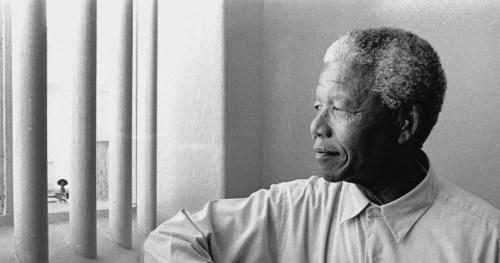 Nelson Mandela, Νέλσον Μαντέλα