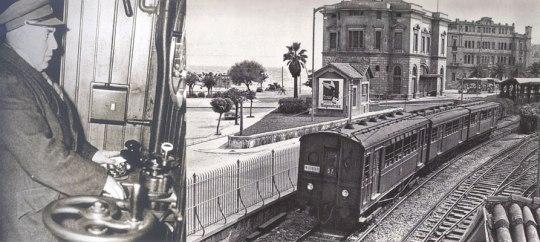 Σιδηρόδρομος Αθήνας- Πειραιά, train