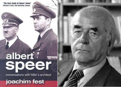 Albert Speer, Άλμπερ Σπέρ, Χίτλερ