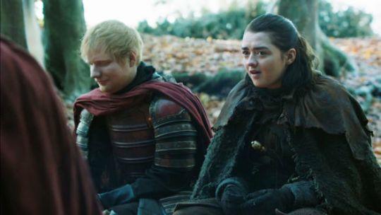 Game of Thrones 7, ΤΗΛΕΟΠΤΙΚΗ ΣΕΙΡΑ, Kit Harington, Jon Snow, Ed Sheeran, nikosonline.gr