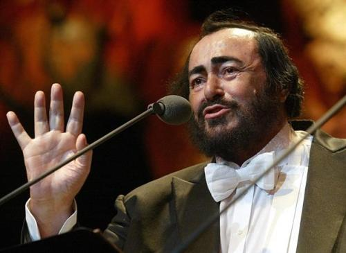 Λουτσιάνο Παβαρότι, Luciano Pavarotti,