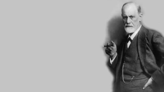 Σίγκμουντ Φρόυντ: Ο Sigmund Freud,