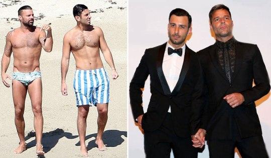 Ricky Martin, Jwan Yosef, ΡΙΚΙ ΜΑΡΤΙΝ, ΓΑΜΟΣ, GAY, MARRIAGE, nikosonline.gr