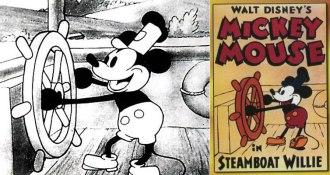 Walt Disney «Steamboat Willie», ΤΟ BLOG ΤΟΥ ΝΙΚΟΥ ΜΟΥΡΑΤΙΔΗ, nikosonline.gr,