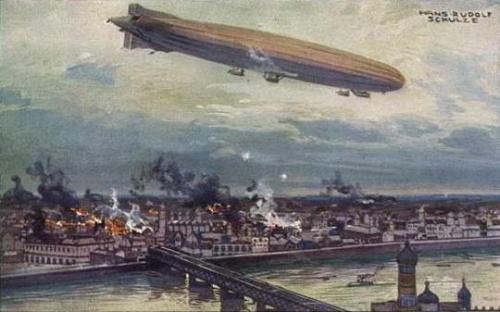 Zeppelin - Α΄Παγκόσμιος πόλεμος, ΤΟ BLOG ΤΟΥ ΝΙΚΟΥ ΜΟΥΡΑΤΙΔΗ, nikosonline.gr,