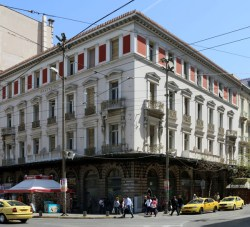 HOTEL BAGEION, MPAGION, ΞΕΝΟΔΟΧΕΙΟ ΜΠΑΓΚΕΙΟΝ, ΟΜΟΝΟΙΑ, OMONOIA, OLD ATHENS, ΠΑΛΙΑ ΑΘΗΝΑ, nikosonline.gr