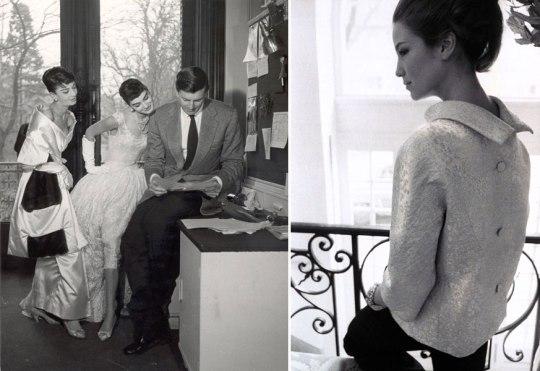 Hubert de Givenchy, Audrey Hepburn, ZIVANSI, ΜΟΔΑ, MODA, FASHION, nikosonline.gr