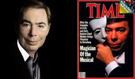 Andrew Lloyd Webber, Άντριου Λόυντ Γουέμπερ, ΤΟ BLOG ΤΟΥ ΝΙΚΟΥ ΜΟΥΡΑΤΙΔΗ, nikosonline.gr,