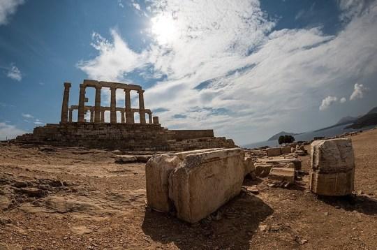 Κ.Α.Σ, BBC, MOVIES IN GREECE, SOUNIO, PARTHENON, ACROPOLIS, nikosonline.gr
