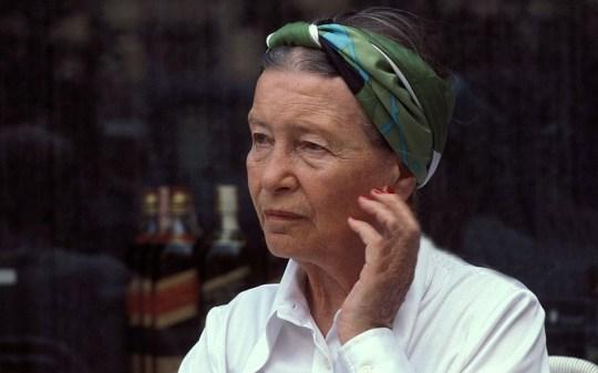 Simone de Beauvoir, ΣΙΜΟΝ ΝΤΕ ΜΠΟΒΟΥΑΡ, ΤΟ ΔΕΥΤΕΡΟ ΦΥΛΟ, RHE SECOND SEX, Jean-Paul Sartre, FEMINISMOS, ΦΕΜΙΝΙΣΤΡΙΑ, nikosonline.gr
