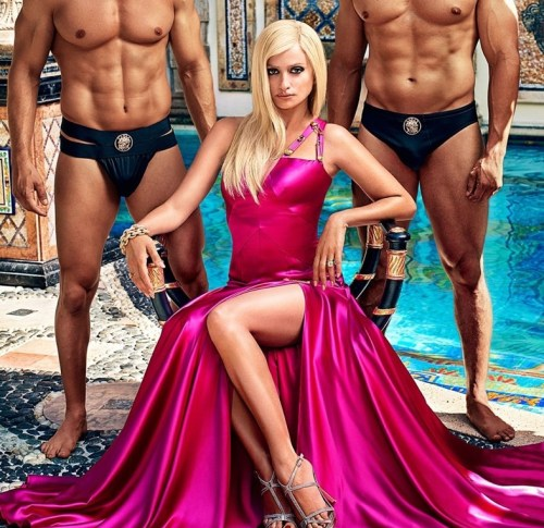 Gianni Versace, Penélope Cruz, Donatella Versace, Édgar Ramírez, Ricky Martin, The Assassination of Gianni Versace, American Crime Story,FX, nikosonline.gr