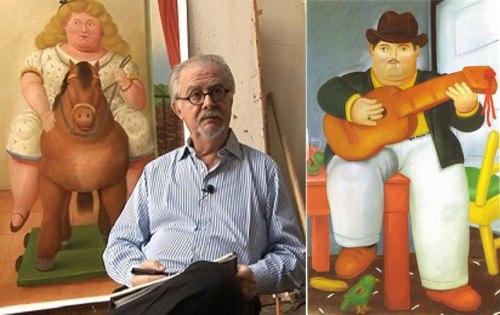 Fernando Botero, Φερνάντο Μποτέρο, ΤΟ BLOG ΤΟΥ ΝΙΚΟΥ ΜΟΥΡΑΤΙΔΗ, nikosonline.gr,