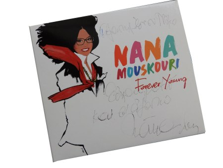 Nana Mouskouri, Forever Young, Nikos Mouratidis,