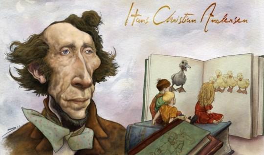 Χανς Κρίστιαν Άντερσεν, Hans Christian Andersen, ΤΟ BLOG ΤΟΥ ΝΙΚΟΥ ΜΟΥΡΑΤΙΔΗ, nikosonline.gr,