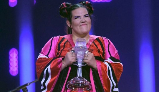 Netta, Eurovision 2018, Toy, Israel, ΧΟΝΤΡΗ, ΚΟΤΑ, nikosonline.gr