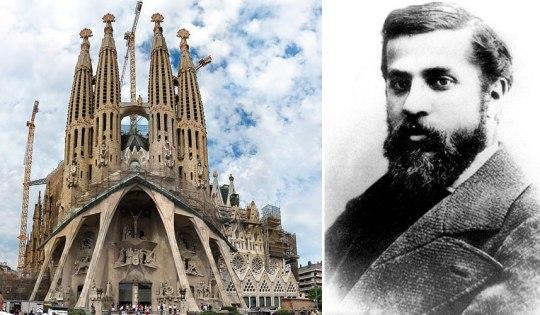 Antoni Gaudí, Αντόνι Γκαουντί, ΤΟ BLOG ΤΟΥ ΝΙΚΟΥ ΜΟΥΡΑΤΙΔΗ, nikosonline.gr