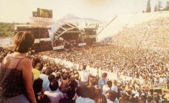 Rock in Athens 1985, PUNK, NEW WAVE, ROCK, FESTIVAL, nikosonline.gr