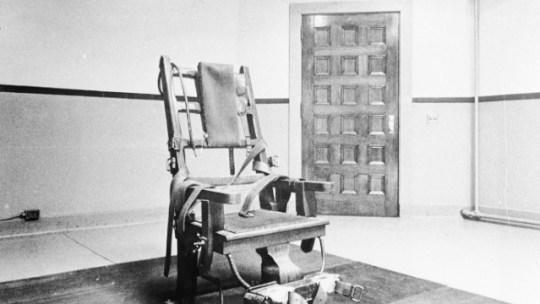 Electric chair, Ηλεκτρική καρέκλα, ΤΟ BLOG ΤΟΥ ΝΙΚΟΥ ΜΟΥΡΑΤΙΔΗ, nikosonline.gr