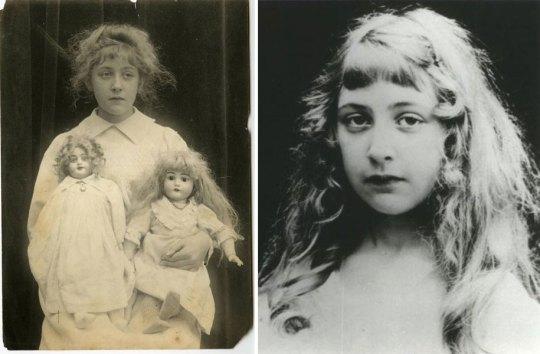 Agatha Christie, κοριτσάκι, AGATHA CHRISTIE YOUNG, CHILD, ΑΓΚΑΘΑ ΚΡΙΣΤΙ, ΠΑΙΔΙ, PAIDI, nikosonline.gr