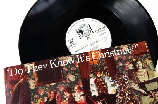 "Band Aid, Bob Geldof, Midge Ure, ""Do They Know It's Christmas"", ΑΦΡΙΚΗ, AFRICA, Πείνα, nikosonline.gr"