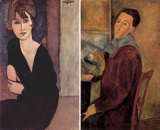 Αμεντέο Μοντιλιάνι, Amedeo Modigliani, ΤΟ BLOG ΤΟΥ ΝΙΚΟΥ ΜΟΥΡΑΤΙΔΗ, nikosonline.gr