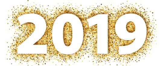 2019 Happy New Year , Christmas
