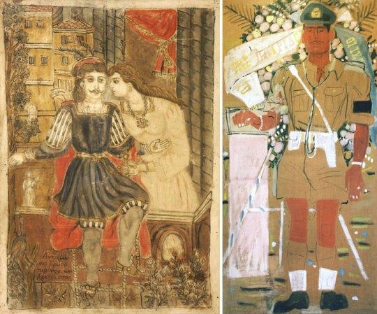 90 έργα, ζωγράφοι, έκθεση, Ίδρυμα Θεοχαράκη, zografiki, ekthesi, eikastika, Theoharakis, nikosonline.gr
