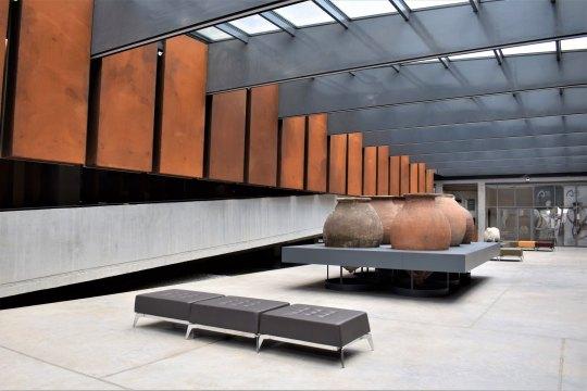 νέο μουσείο, Τροία, Troy, Τουρκία, Mouseio, Troy Museum, nikosonline.gr