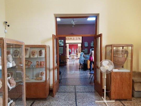 Παλιό μουσείο σπάρτης, Mouseio Spartis, Αρχαιολογικό Μουσείο Σπάρτη, ντροπή, αίσχος, nikosonline.gr