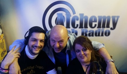 7 ΧΡΟΝΙΑ, ΡΑΔΙΟ ΑΛΧΗΜΙΑ, RADIO ALCHEMY, 7 YEARS, PARTY, nikosonline.gr