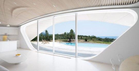 Καλοκαιρινό σπίτι, Πελοπόννησος, design, αρχιτεκτονική, Kalokairino spiti, Theo Sarantoglou Lalis, Peloponnisos, βίλα Ypsilon, studio LASSA, nikosonline.gr