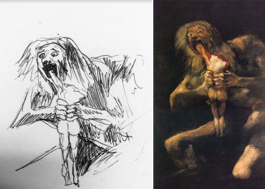 Φραντζίσκο Γκόγια, Ισπανός, Ζωγράφος, Ιερά εξέταση, Goya, Francisco Goya, Spain, Prado Museum, nikosonline.gr