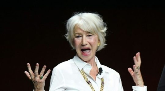 "Έλεν Μίρεν, Νετφλιξ, Helen Mirren, ""… fuck Netflix"", CinemaCon, «The Good Liar», cinema, movies, Ian Mc Kellen, nikosonline.gr"
