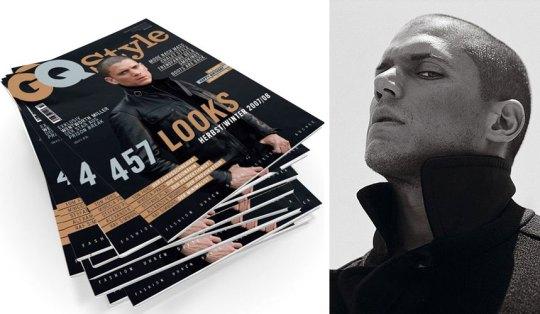 Prison Break, Wentworth Miller, Hollywood, gay, actor, ηθοποιός, Πρίζον Μπρέϊκ, Γουέντγουορθ Μίλερ, nikosonline.gr