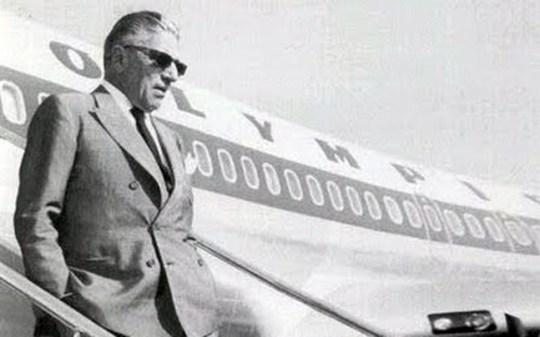 Ιδρύεται η Ολυμπιακή Αεροπορία -Αριστοτέλης Ωνάσης, Olympic Airways, ΤΟ BLOG ΤΟΥ ΝΙΚΟΥ ΜΟΥΡΑΤΙΔΗ, nikosonline.gr